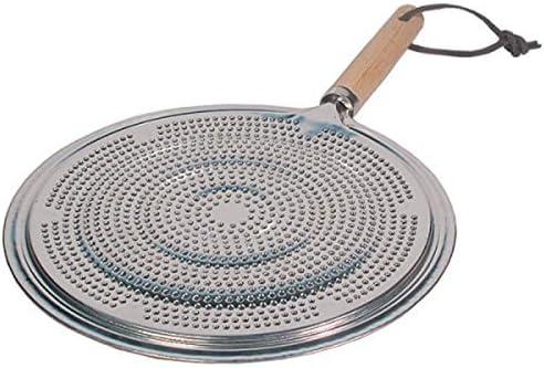 Anillo difusor de calor, reductor de llama para gas y estufa eléctrica, inducción, difusor de calor