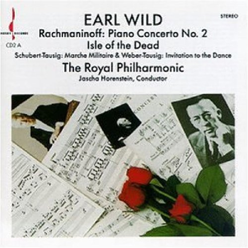 Rachmaninoff: Piano Concerto No. 2 / Isle of the Dead by Chesky Records