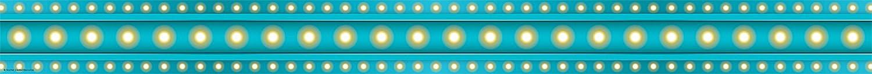 Teacher Created Resources Light Blue Marquee Straight Border Trim (5889)