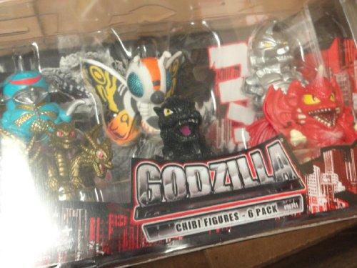 Godzilla Chibi Super Deformed Mini Figure (Super Deformed Mini Figure)