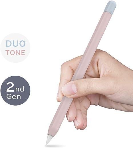Ahastyle Apple Pencil 2 Hülle Silikon Duotone Apple Elektronik