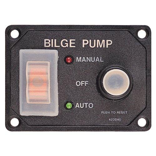 SEA Dog Splash Garde Bilge Pump Switch W/Circuit Breaker (Pumps Sea Dog)