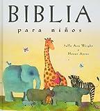 Biblia para Niños, Sally Ann Wright, 1602550123