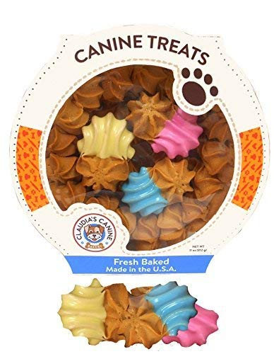Picture of Peanut's All Natural Peanut Butter Goobers Dog Treats
