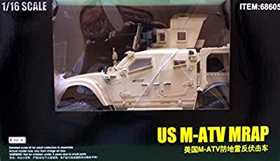 MRT68605 1:16 Merit US M-ATV MRAP (pre-painted/pre-built) by Merit International