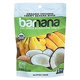 Barnana Organic Coconut Chewy Banana Bites, 3.5 Ounce - 12 per case.