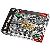 Small foot company Trefl - 58346 - Puzzle Classique - Rome - 1000 Pièces