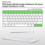 Allinside Black Cover for Apple Magic Keyboard