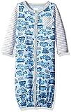 6 month mud pie - Mud Pie Baby Boys' Convertible Sleepwear Gown, Car, 3-6 Months