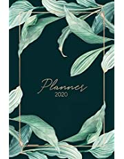 Planner 2020: Calendar 2020 Daily Agenda, Weekly Planner And Monthly Planner - Planners And Organizers For Women to write in