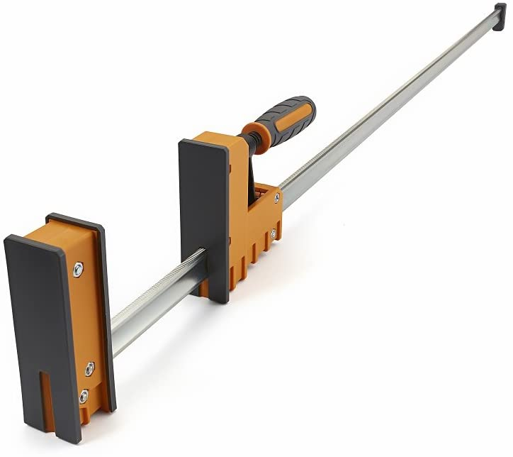 Bora 40 Parallel Clamp Woodworking Clamp With Rock Solid Even Pressure 571140 Amazon Com