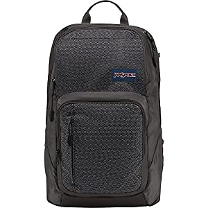 JanSport Broadband Laptop Backpack (Square Static)