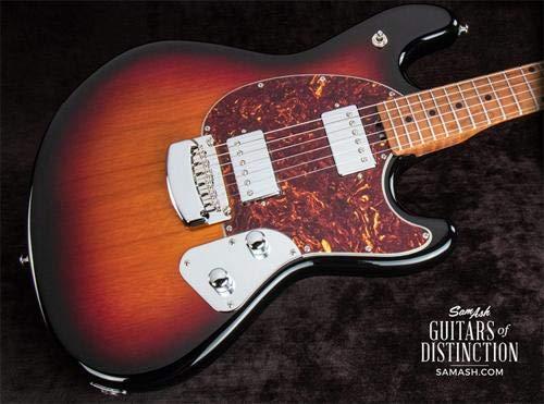 ERNiE BALL MUSIC MAN StingRay Guitar RS Vintage Sunburst   B07C8GRTYJ