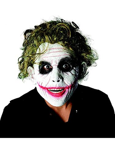 Batman The Dark Knight Joker Wig, Blonde, One Size -