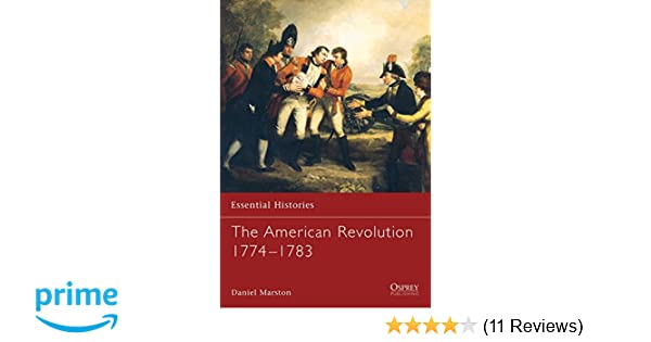 The American Revolution 1774-1783 (Guide to...)