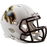 Riddell NCAA Wyoming Cowboys Speed Mini Helmet