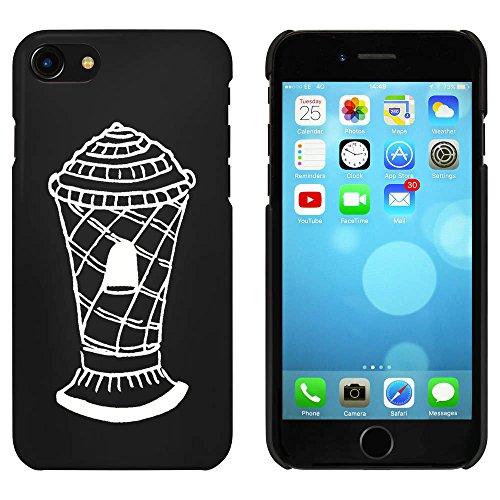 Noir 'Lanterne' étui / housse pour iPhone 7 (MC00066223)
