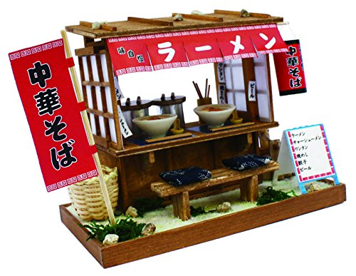 [Billy handmade dollhouse kit Showa stand kit noodle shop 8535] (Ramen Noodle Costumes)