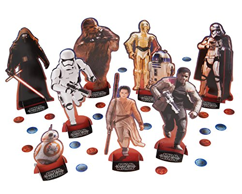 American Greetings Star Wars Episode VII Table