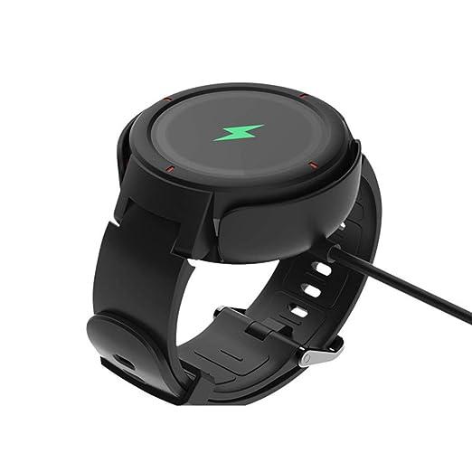Amazfit Verge Cargador, Zolimx 100CM Reemplazo Cargadores USB Cables de Carga Dock para Huami Amazfit Verge Smartwatch
