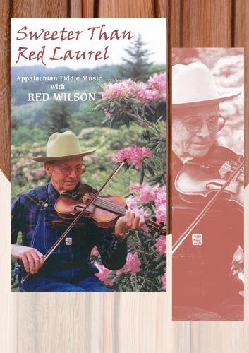 DVD : Red Wilson - Sweeter Than Red Laurel (DVD)
