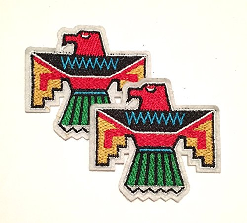 Mayan Aztec, sewing 2pc patches, Jean patch , Hat patch, Jacket