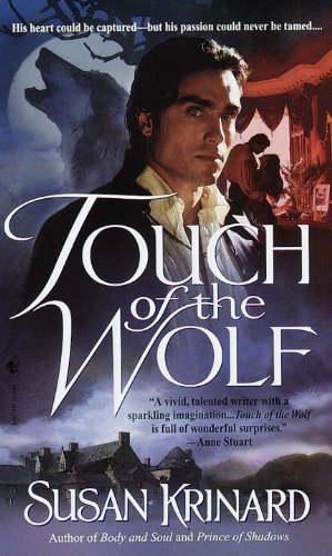 Of Touch Wolf The - Touch of the Wolf (Western/Victorian Werewolf Book 1)