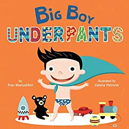 Big Boy Underpants Fran Manushkin ebook product image