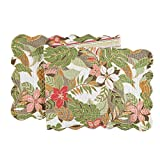 C&F Home, St. Croix Reversible Table Runner 14x51
