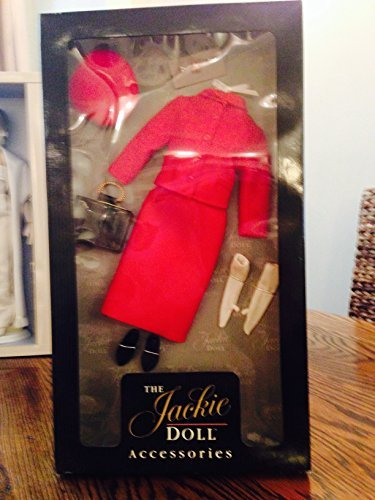Franklin Mint Jackie, Jackie Onassis Doll Outfit Canadian Mountie -