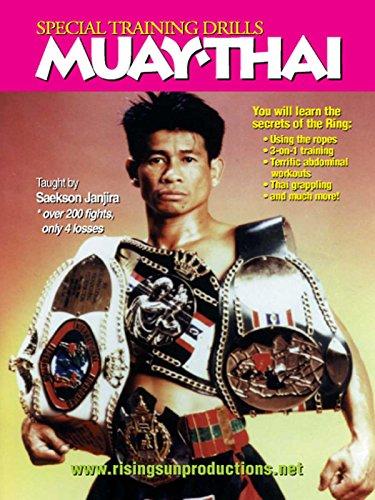 - Muay Thai Special Training Drills