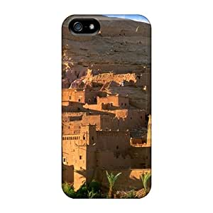 First-class Cases Covers For Iphone 5/5s Dual Protection Covers Kasbah Ruins Morocco