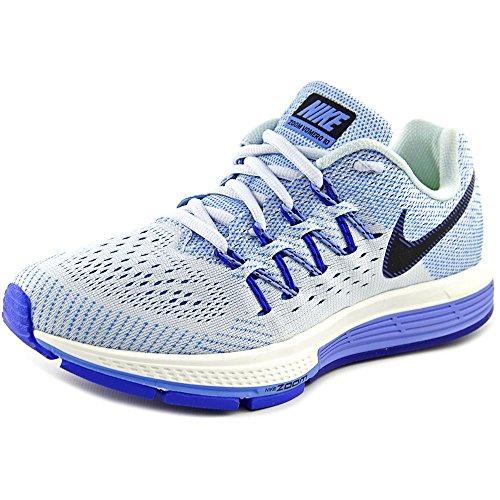 5d242184630a Galleon - Nike Air Zoom Vomero 10 Women US 6 Blue Running Shoe