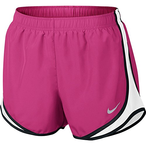 Fitness Grey White Black Shorts Womens Colorblock Nike Tempo Pink Wolf Vivid wqBvWOE