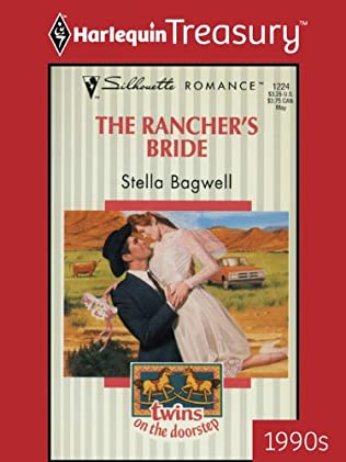 book cover of The Rancher\'s Bride