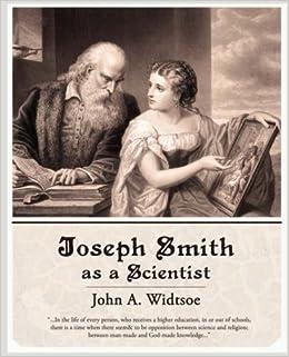 Book Joseph Smith as a Scientist