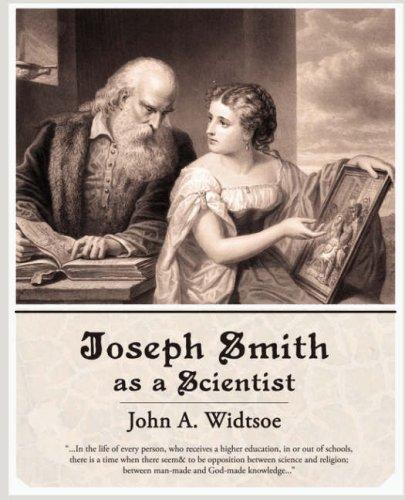 Joseph Smith as a Scientist pdf epub