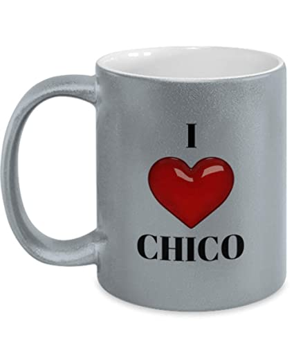 Amazon.com: I Love () Chico - Novelty Coffee Mug (Metallic ... on ideal breakfast, ideal family, ideal electrical, ideal toys, ideal air conditioner, ideal beach, ideal horse, ideal restaurant, ideal office, ideal room, ideal electric meter, ideal house, ideal tile, ideal beauty, ideal furniture, ideal bride, ideal bedroom, ideal roofing,