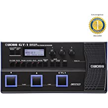 Boss GT-1 Guitar Multi-Effects Processor with 1 Year Free Extended Warranty