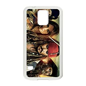 Warm-Dog Pirates of the Caribbean Design Personalized Fashion High Quality Phone Case For Samsung Galaxy S5