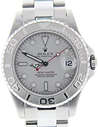 Yacht-Master 35mm automatic-self-wind womens Watch 168622 (Certified Pre-owned)