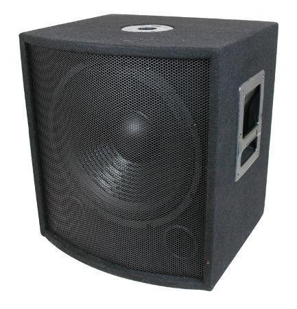 18'' PA / DJ Speaker Subwoofer - Dj Pa Subwoofer