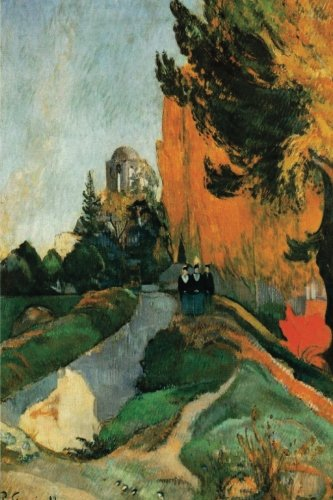 """""""Les Alyscamps"""" by Paul Gauguin - 1888: Journal (Blank / Lined) (Art of Life Journals) ebook"""