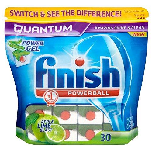 Finish quantum powerball pastiglie per lavastoviglie mela for Amazon lavastoviglie