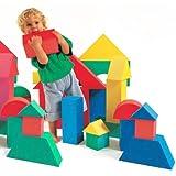 Edushape Giant Blocks, 32 Piece