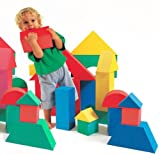 Edushape Giant Blocks, 32 Piece