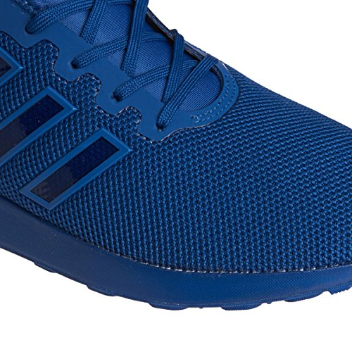 adidas ZX Flux ADV, Scarpe da Ginnastica Basse Uomo Blu Elettrico