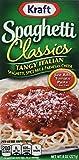 Kraft Tangy Italian Spaghetti Spice Mix & Parm - 8 oz - 3 Pack