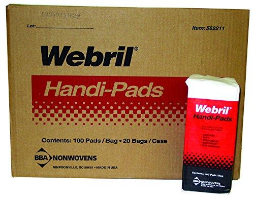 - Webril Wipes 4