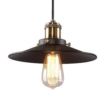 Lampe à Suspension Vintage Vintage Lustre Rétro Industriel Cocol Bar E27 Lampe à Suspension Lustre Industriel En Métal Suspension Style Roue Avec